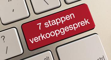 7 stappen verkoopgesprek